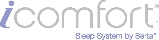 iComfort by Serta Brand Logo