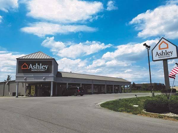 Ashley HomeStore of Bellefontaine